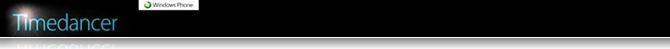 Timedancer for Windows Phone 7